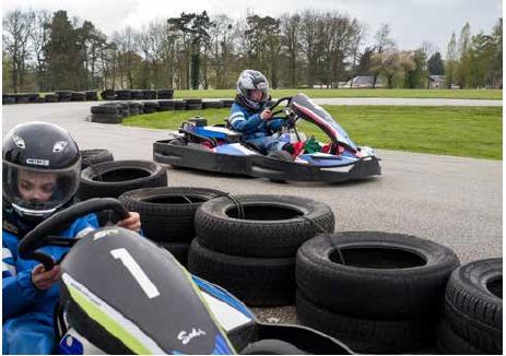 2020 法語加卡丁車主題營 French plus Go-Karting