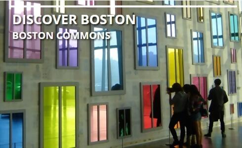 2019 發現波士頓營 Discover Boston