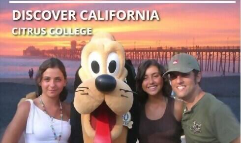 2020 探索加州營Discover California