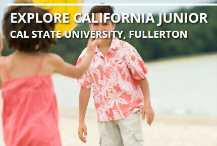 2020 發現加州青少年營 Explore California Junior