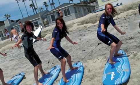 2020 加州衝浪營 Surf Camp