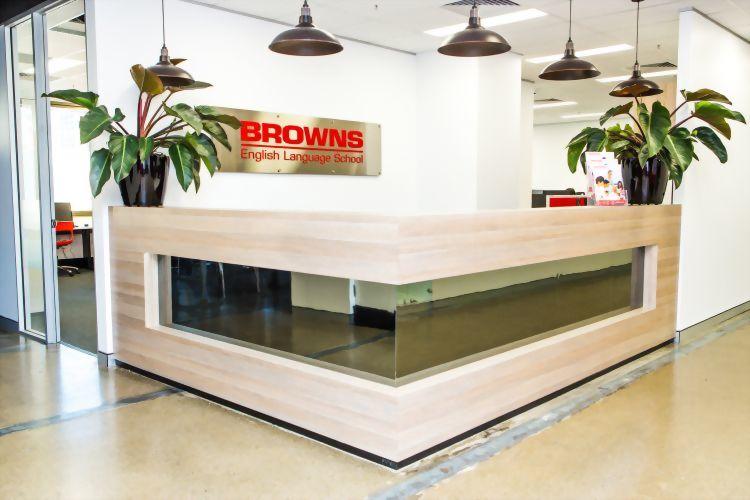 Browns English Language School-Brisbane-布朗英語學院-布里斯本校區