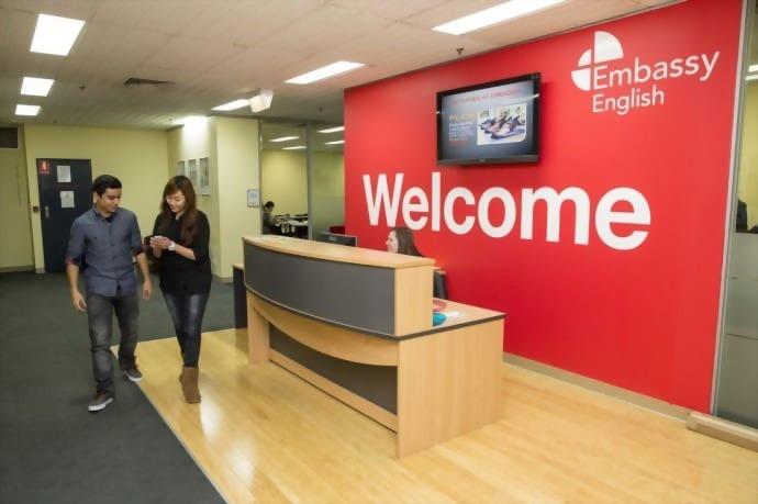 Embassy English-Melbourne 大使英語學院-墨爾本分校