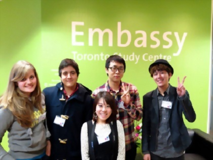 Embassy English-Toronto 大使英語學院-多倫多分校