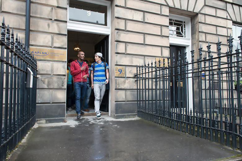 Kaplan Edinburgh 愛丁堡分校