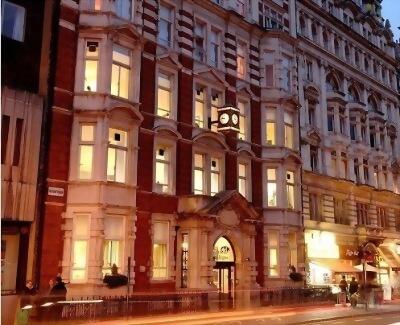 St. Giles International–London Central 聖喬斯國際學校-倫敦市中心校區