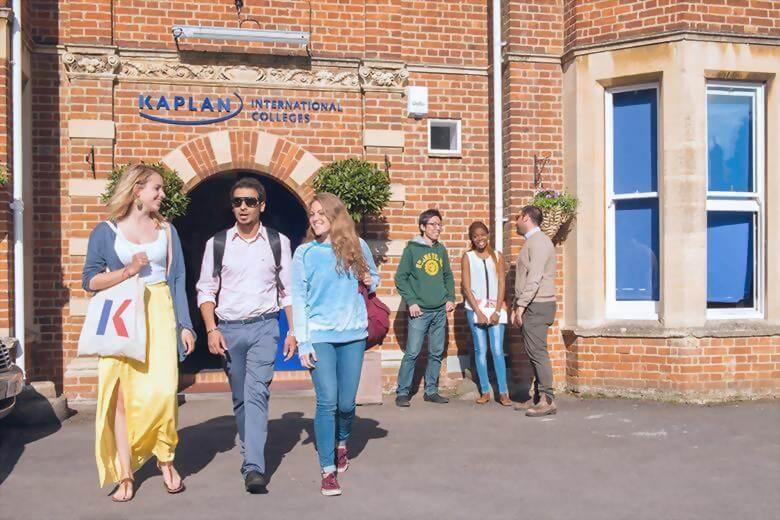 Kaplan Oxford 牛津分校