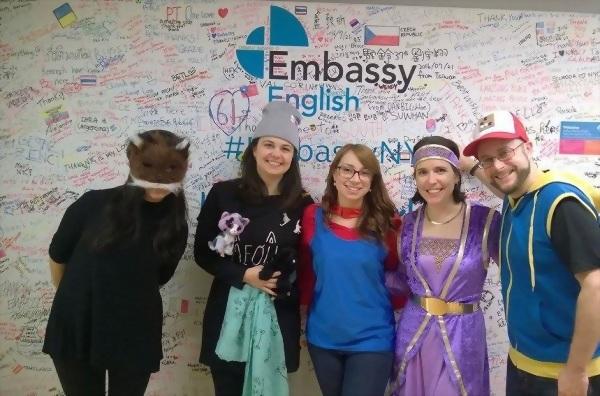 Embassy English-New York 大使英語學院-紐約分校