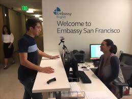 Embassy English-San Francisco 大使英語學院-舊金山分校