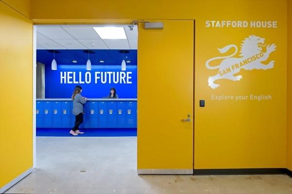 Stafford House International-San Francisco 斯塔福德之家國際學院-舊金山校區