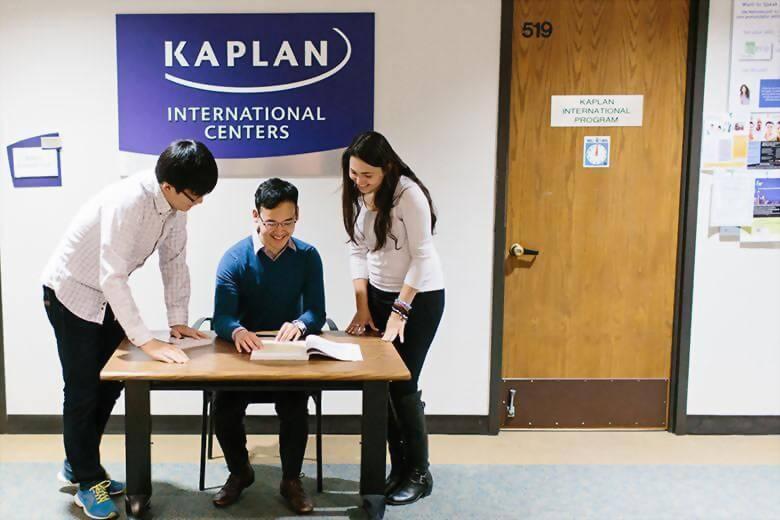 Kaplan - Seattle Highline Community College西雅圖海萊學院校區