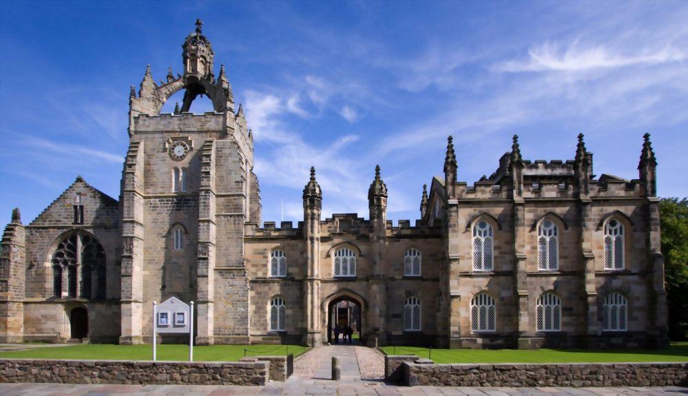 University of Aberdeen 亞伯丁大學