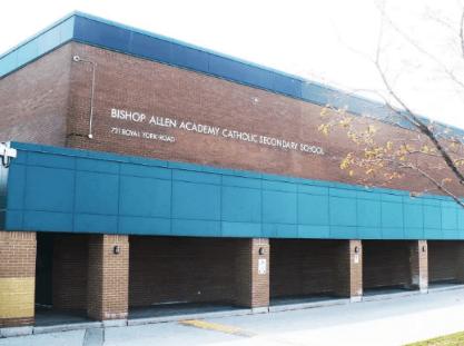 Bishop Allen Academy 艾倫中學