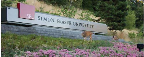 西門菲莎大學 Simon Fraser University