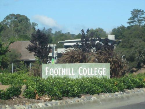山麓-迪安薩社區學院 Foothill-De Anza Community College