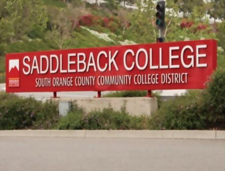 鞍峰學院 Saddleback College