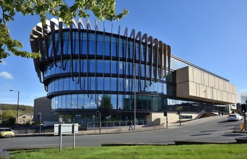 哈德斯菲爾德大學 University of Huddersfield