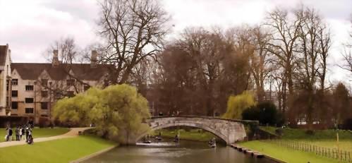 2018暑期遊學團-英國劍橋密集課程(2週)+倫敦大學(2週)+法比荷德35天