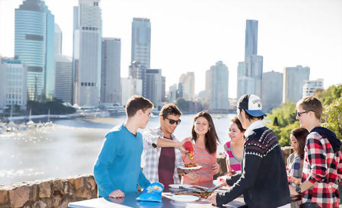 Embassy English-Brisbane 大使英語學院-布里斯本分校