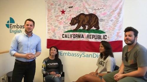Embassy English-San Diego 大使英語學院-聖地牙哥分校
