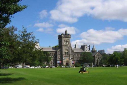 2017加拿大多倫多大學菁英體驗營