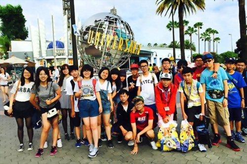 2017加州大學洛杉磯分校UCLA英文研習營+舊金山及童話小鎮之旅