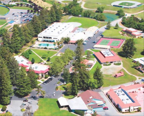 Monte Vista Christian School 蒙特維塔中學