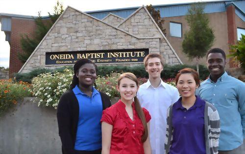 Oneida Baptist Institute 安尼達中學