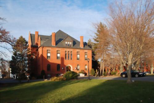 Worcester Academy 伍斯特中學