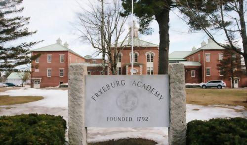 Fryeburg Academy 佛萊貝克中學