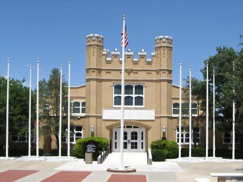 New Mexico Military Institute 新墨西哥軍事學校