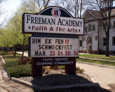 Freeman Academy 自由人中學