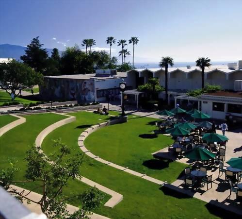 Kaplan Santa Barbara City College 聖塔芭芭拉城市學院