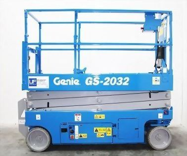 6米-剪刀式高空作業車(寬版)
