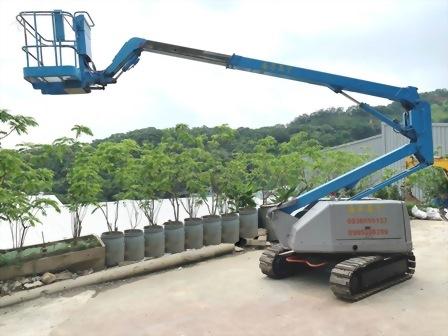 9米-履帶曲臂式高空作業車