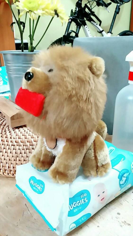 絨毛娃娃 | 鬆獅犬(富邦銀行) 2