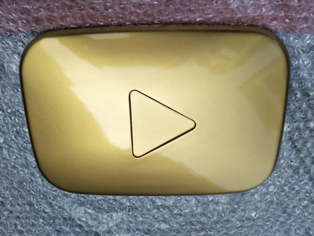 公仔礼赠品 | Youtube LOGO 1