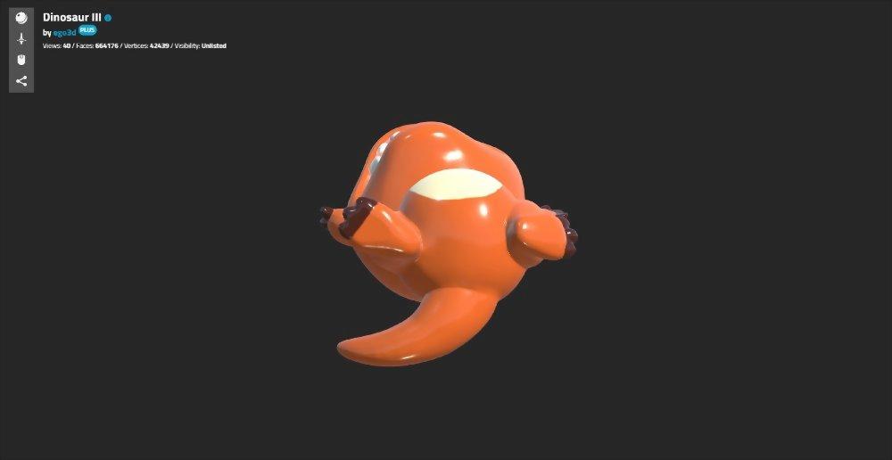 3D掃描/3D建模-法歐米 麵包工坊 2