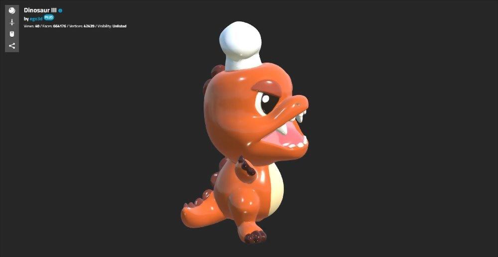 3D掃描/3D建模-法歐米 麵包工坊 5