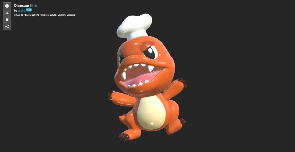3D 스캐닝 / 3D 모델링 - Fawmi 빵 작업장 7