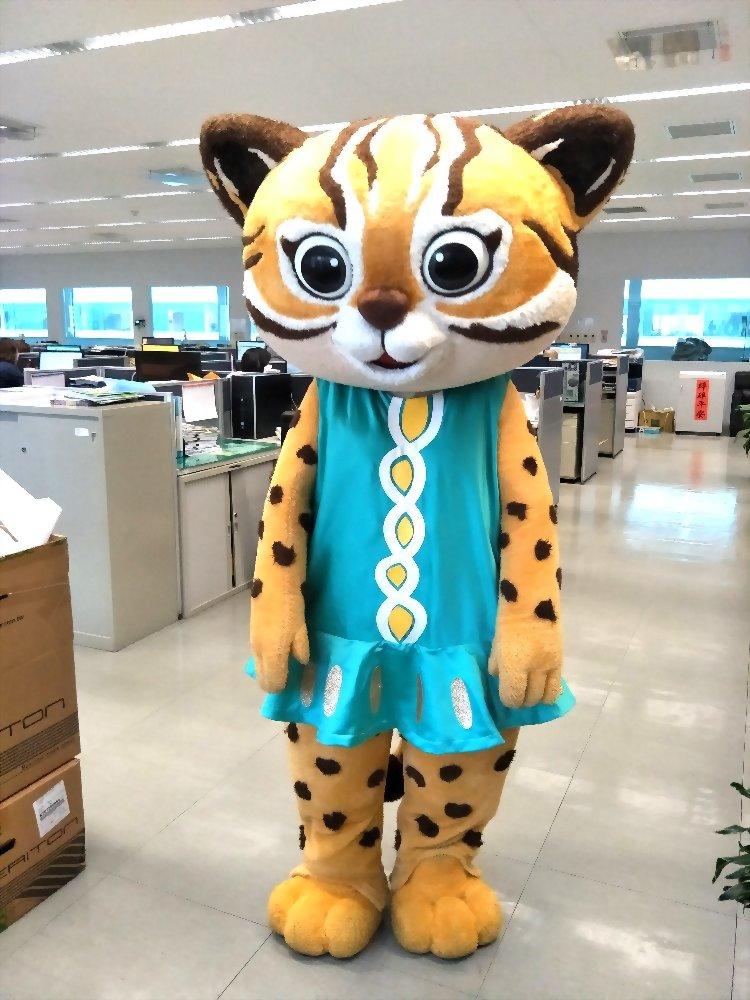 Dolls, custom-made clothing - 2018 Taichung World Flower Expo 7