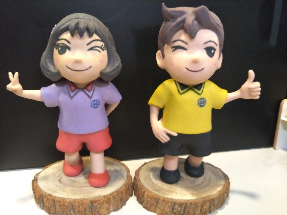طباعة ثلاثية الأبعاد - براعة - Tianmu Guozhong (أولاد) (بنات) 1