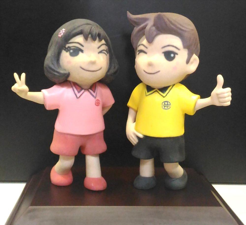 طباعة ثلاثية الأبعاد - براعة - Tianmu Guozhong (أولاد) (بنات) 2