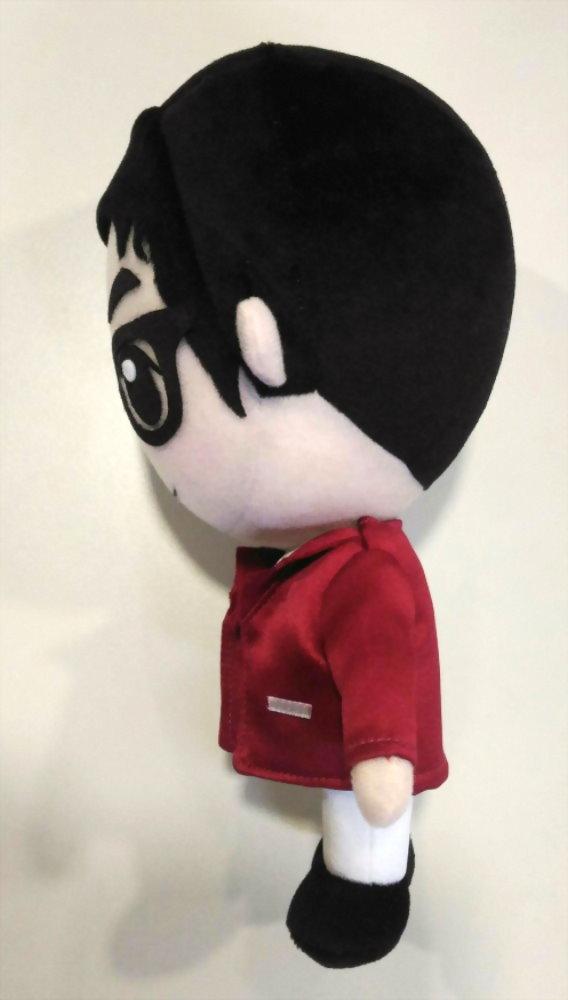 绒毛娃娃 | 巧匠工艺-BTS防弹娃娃 1