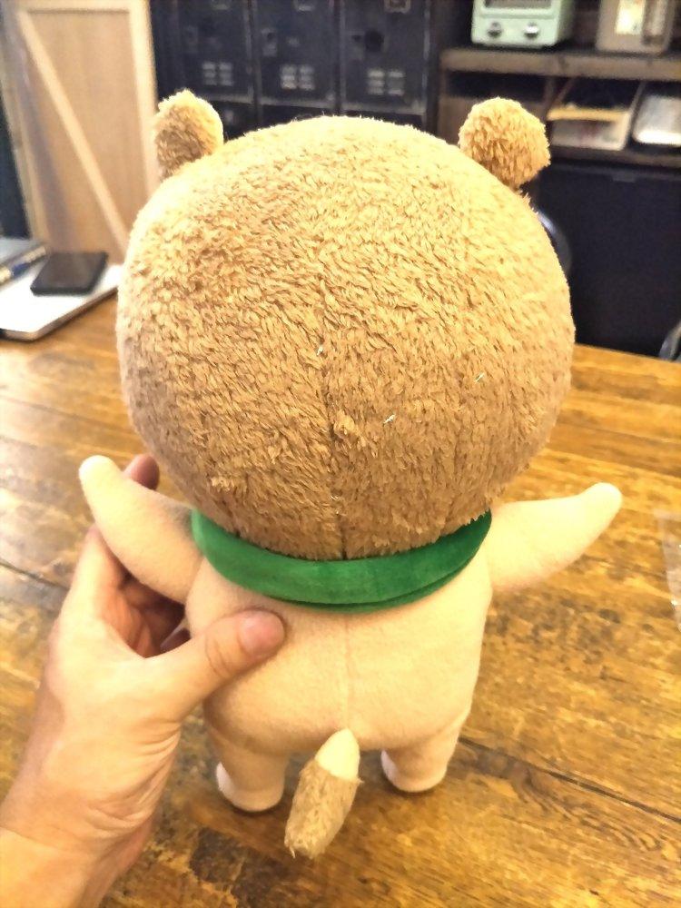 絨毛娃娃 | 巧匠工藝-小粉獅 2