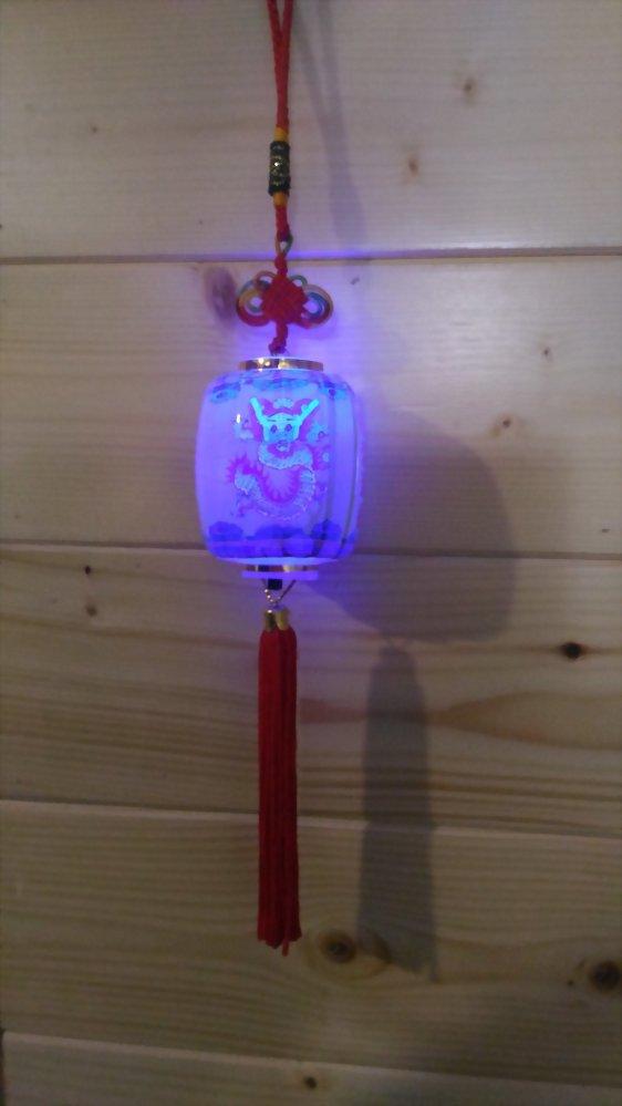 LED小燈籠 | 巧匠工藝-南瑤宮隨香平安燈 4