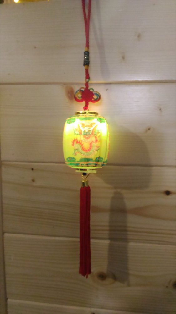 LED小燈籠 | 巧匠工藝-南瑤宮隨香平安燈 2