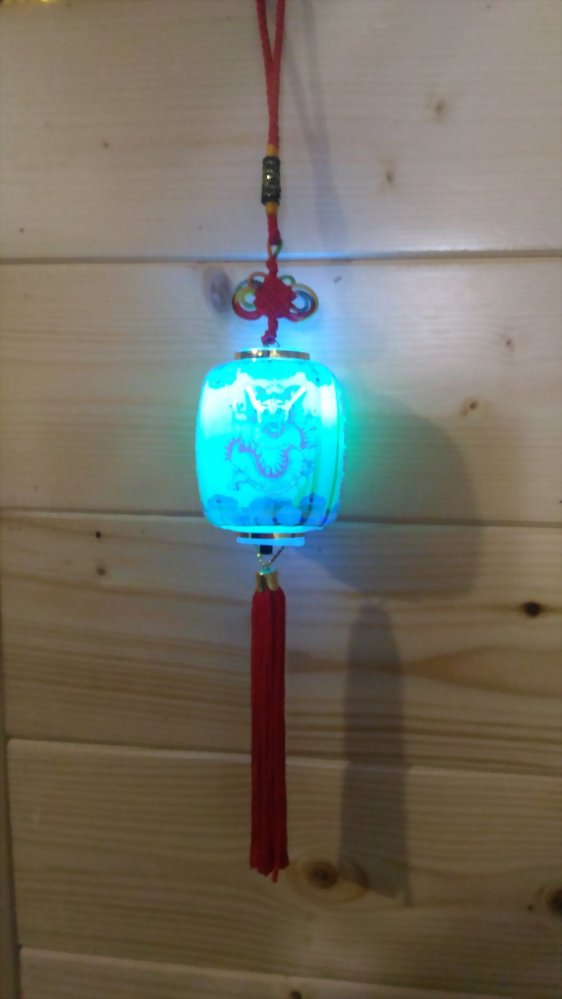 LED小燈籠 | 巧匠工藝-南瑤宮隨香平安燈 3