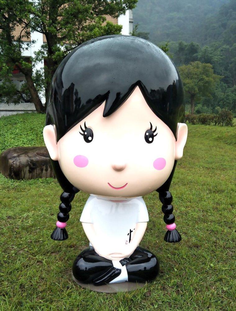 Búp bê lớn | Nghề thủ công - Đền Fagushan Tiannan (Wu Ge) (Wu Mei) 4