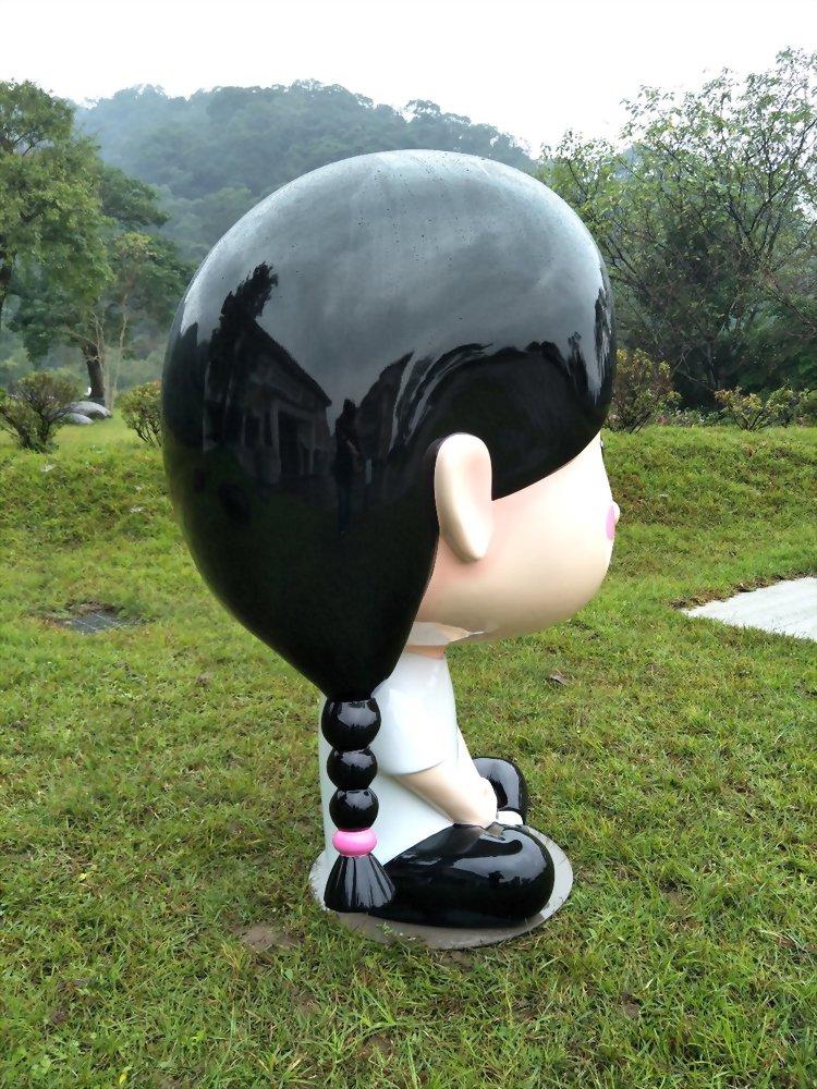 Búp bê lớn | Nghề thủ công - Đền Fagushan Tiannan (Wu Ge) (Wu Mei) 6